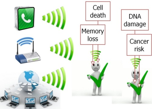 is WiFi safe for health