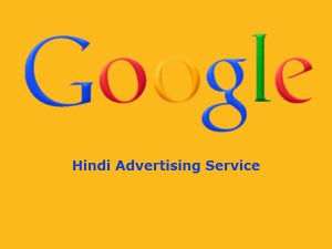 Google Starts Hindi Ad Service