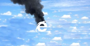 Microsoft builds new browser