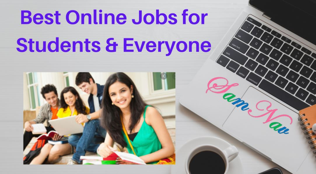 best online jobs for students during lockdown