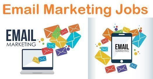 email marketing work from home jobs india