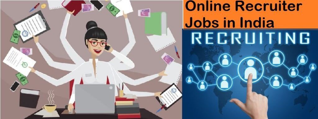 online recruiter jobs from home