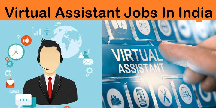 virtual assistant jobs to work from in India