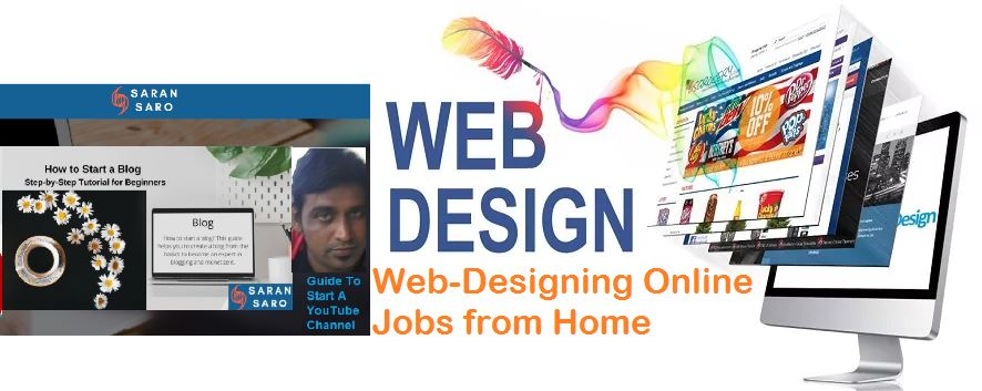 web designer work from home jobs