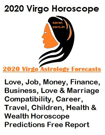 2020 Horoscope Virgo