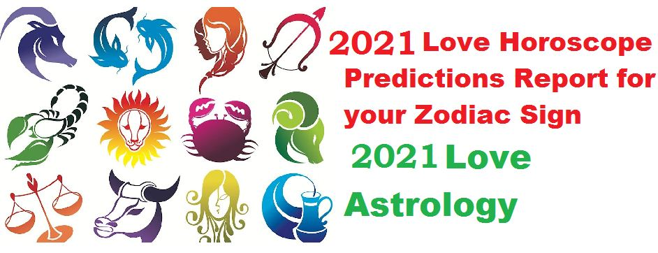 2021 love horoscope