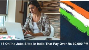 online jobs sites in India