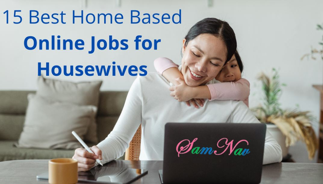 home based online jobs for housewives