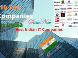 10 top IT companies in India