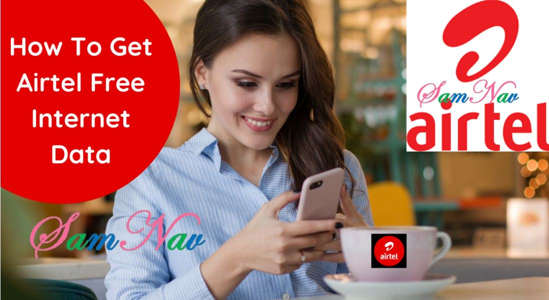 how to get airtel free data
